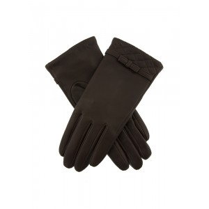 Girls fashion vogue leather dressing gloves Youth Edition