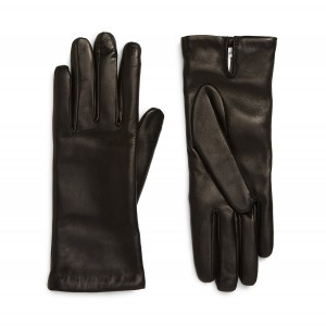DSI Leather Crafted With Wool Lined Ladies Leather Gloves