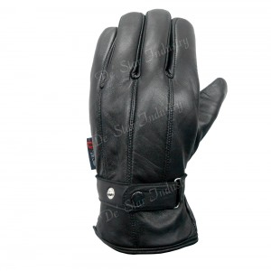 Winter Leather Fashion Dressing Gloves With 3m Thinsulate Lined