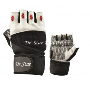DSI weight lifting gym training glove
