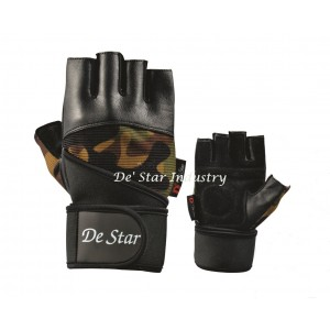 DSI weight lifting gloves for gym training
