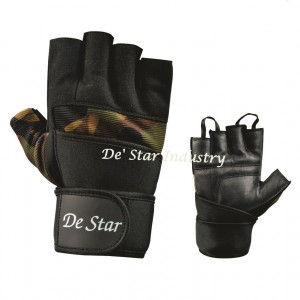 DSI weight lifting gloves for gym workout