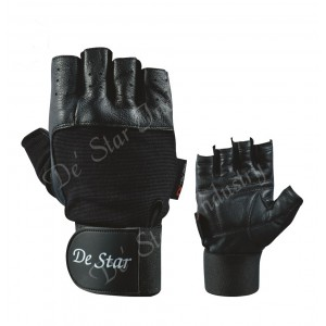 De Star Weight Lifting Gloves