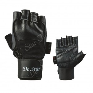 Hi performance weight lifting gloves