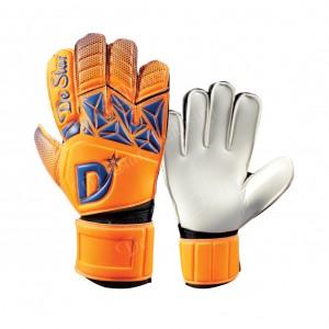 Classic Pro Shocking Orange Goalkeeper Goalie Gloves