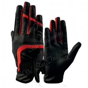 Synsi-Feel horse riding gloves