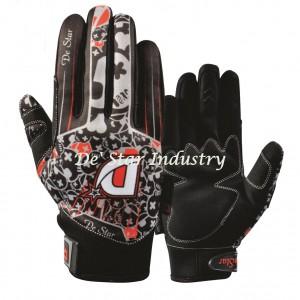 De Star lite carbon off road dirt bike gloves