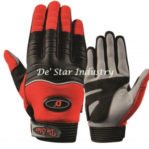 Men's off road dirt bike gloves