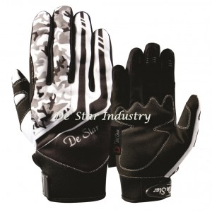 DSI lite carbon off road dirt bike gloves