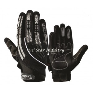 Ultra flex dirt bike glove