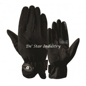 men air mesh dirt bike glove