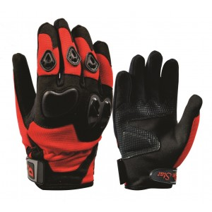 Youth rider fit mountain bike glove