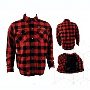 Men's Button Down Plaid Flannel Casual Shirts