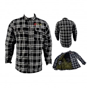 DSI Winter Men's Buck Camp Flannel Shirt