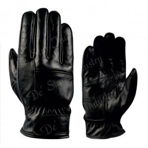 DSI cruiser motorcycle gloves