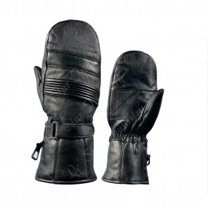 DSI adventurer snowmobile leather mitts