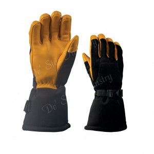K10 challenger snow gloves